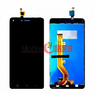 Lcd Display With Touch Screen Digitizer Panel For Tecno Spark 4