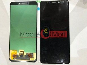 Lcd Display With Touch Screen Digitizer Panel For Samsung Galaxy A9 (2018)