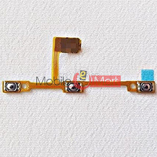 Power On Off Volume Button Key Flex Cable For Vivo Y55