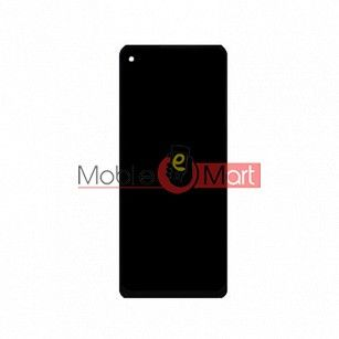 Lcd Display With Touch Screen Digitizer Panel For Motorola One Vision