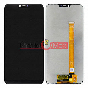 Lcd Display With Touch Screen Digitizer Panel For Realme 2