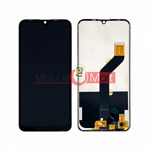 Lcd Display With Touch Screen Digitizer Panel For Tecno Spark 4Air