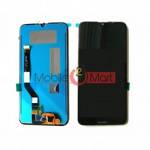 Lcd Display With Touch Screen Digitizer Panel For Huawei Y7 Prime 2019