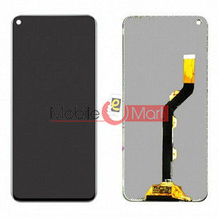 Lcd Display With Touch Screen Digitizer Panel For Tecno Camon 12 Air