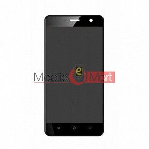Lcd Display With Touch Screen Digitizer Panel For Jivi Prime P300