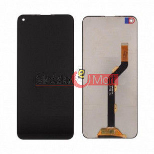 Lcd Display With Touch Screen Digitizer Panel For Tecno Camon 15