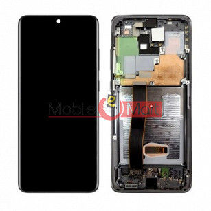 Lcd Display With Touch Screen Digitizer Panel For Samsung Galaxy S20