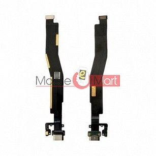 Charging Connector Port Flex Cable For OnePlus 3T