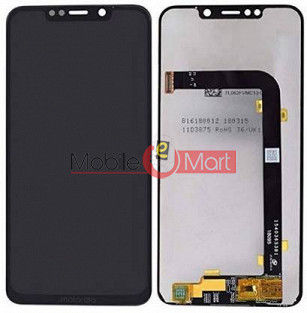 Lcd Display With Touch Screen Digitizer Panel For Moto One Power
