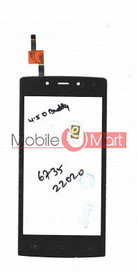 Touch Screen Digitizer For iBall Andi 4.5 O'Buddy