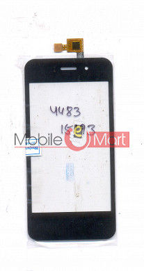 Touch Screen Digitizer For iBall Andi 4U Frisbee