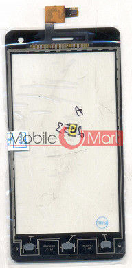 Touch Screen Digitizer For iBall Andi5T Cobalt 2