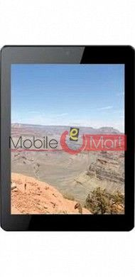 Touch Screen Digitizer For IBall Slide 3G 8072