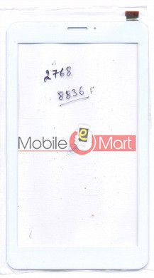 Touch Screen Digitizer For IBall Slide 3G Q7271