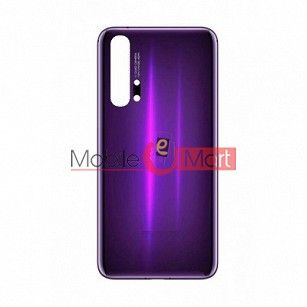 Back Panel For Honor 20 Pro