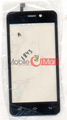 Touch Screen Digitizer For IBall Andi 4.5M Enigma Plus