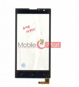 Touch Screen Digitizer For Intex Cloud String HD