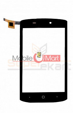 Touch Screen Digitizer For Intex Aqua Lite