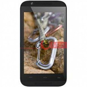 Touch Screen Digitizer For Intex Aqua 5X