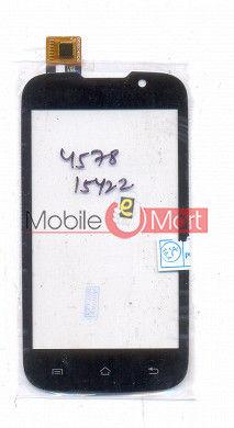 Touch Screen Digitizer For Intex Cloud Y10