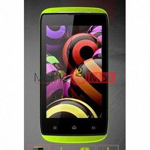 Touch Screen Digitizer For Intex Aqua N4