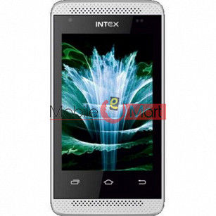 Touch Screen Digitizer For Intex Crystal 3.5