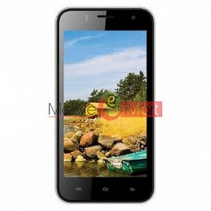 Touch Screen Digitizer For Intex Aqua Q4