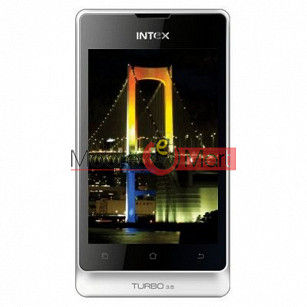 Touch Screen Digitizer For Intex Turbo N 3.5