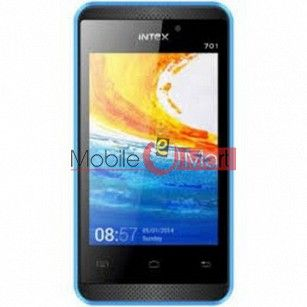 Touch Screen Digitizer For Intex Crystal 701