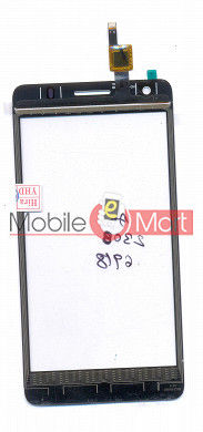 Touch Screen Digitizer For Intex Cloud M6