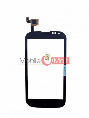 Touch Screen Digitizer Front Glass For Intex Cloud Y13+