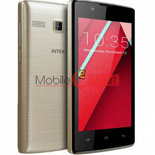 Touch Screen Digitizer For Intex Aqua 3G Strong