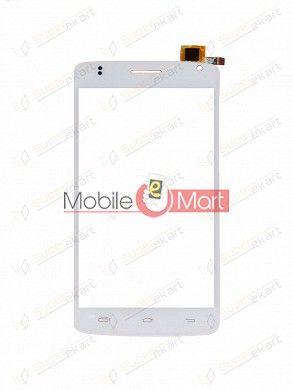 Touch Screen Digitizer Glass For Karbonn Alfa A120