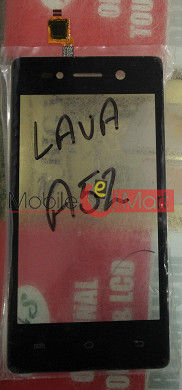 Touch Screen Digitizer For Lava A52