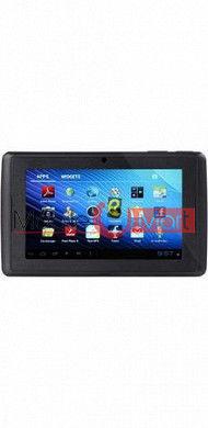 Touch Screen Digitizer For Lava E-Tab Z7H Plus - Black