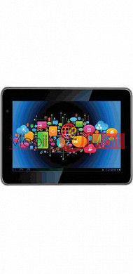Touch Screen Digitizer For Lava E-Tab Velo Plus - Black