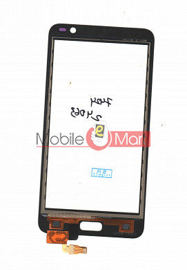 Touch Screen Digitizer For Lava Iris Fuel 10