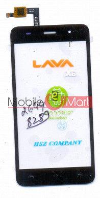Touch Screen Digitizer For Lava Iris X8