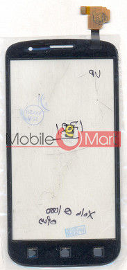 Touch Screen Digitizer Front Glass For Lava Xolo Q1000 Opus