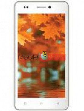 Lcd Display Screen For Intex Aqua Life V