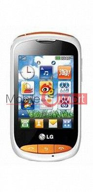 Touch Screen Digitizer For LG Cookie Style T310