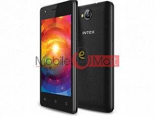 Lcd Display Screen For Intex Aqua Eco 4G