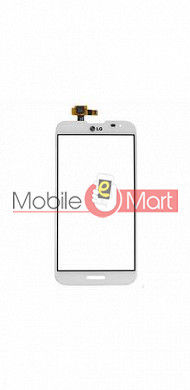Touch Screen Digitizer For LG Optimus G Pro E980 White