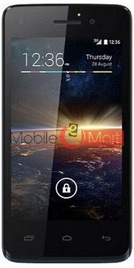 Lcd Display Screen For Intex Aqua N7