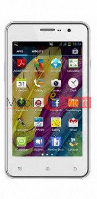 Touch Screen Digitizer For Maxx MSD7 3G AX50
