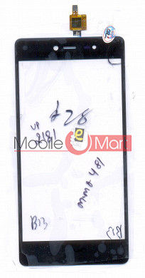 Touch Screen Digitizer For Micromax Canvas 5 E481