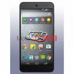 Touch Screen Digitizer For Micromax Canvas Pace 4G Q416