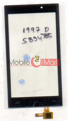 Touch Screen Digitizer For Micromax Canvas Fire 4 A107