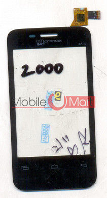 Touch Screen Digitizer For Micromax A56