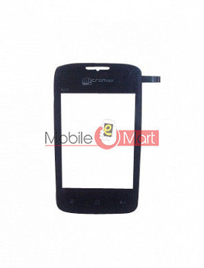 Touch Screen Digitizer Glass Panel For Micromax Bolt A24